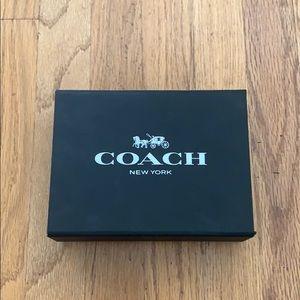 Coach Floral Scarf